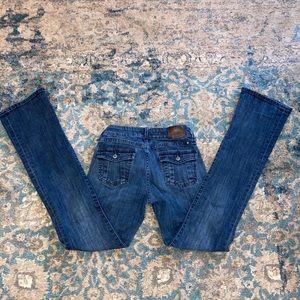 Lucky Brand Lolita Boot Jeans Size 00 / 24 Regular